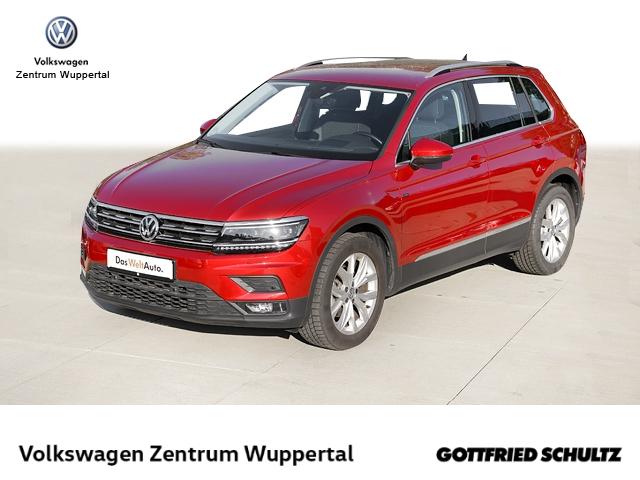 Volkswagen Tiguan 1,5 TSI JOIN DSG LED NAVI SHZ PDC ZV, Jahr 2019, Benzin