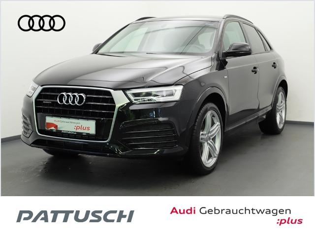 Audi Q3 2.0 TFSI Q S-Line Navi LED Magnetic Ride, Jahr 2016, Benzin