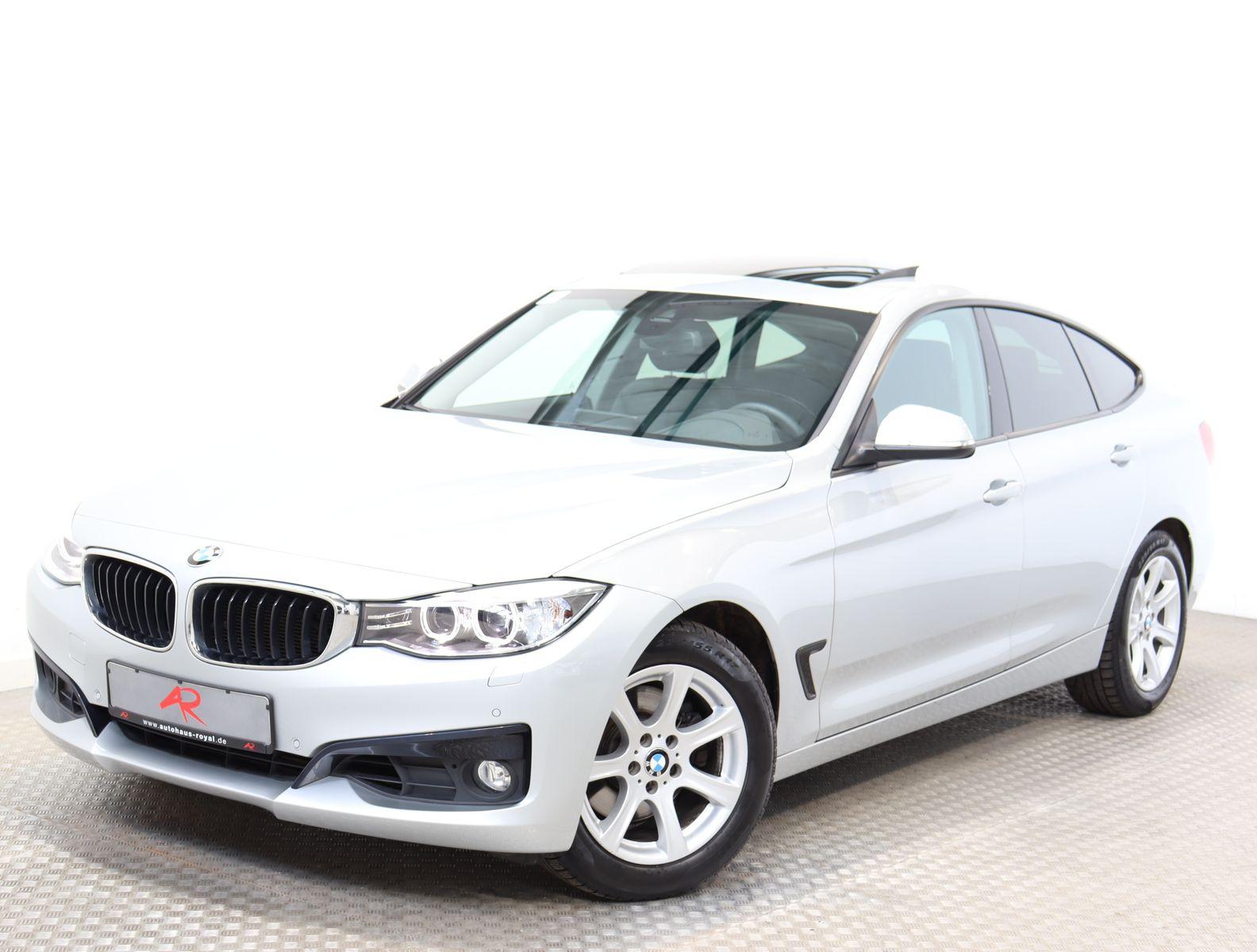 BMW 330 Gran Turismo d xDrive SPORT LINE HIFI,KAMERA, Jahr 2015, Diesel