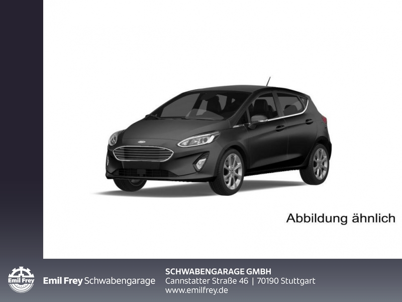 Ford Fiesta 1.0 EcoBoost S&S ACTIVE 63 kW, 5-türig, Jahr 2020, Benzin