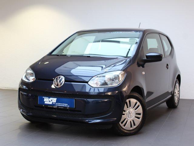 Volkswagen up! move up! 1.0 5-Gang Klima, Jahr 2015, Benzin