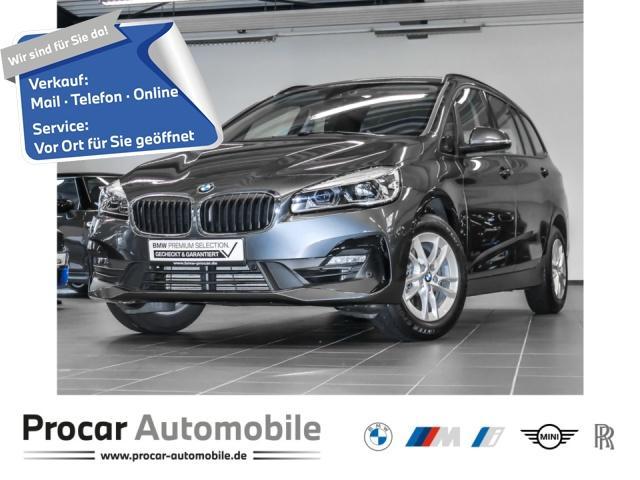 BMW 218 Gran Tourer 7-Sitzer Navi HIFI ab 235,- Eur, Jahr 2020, Benzin
