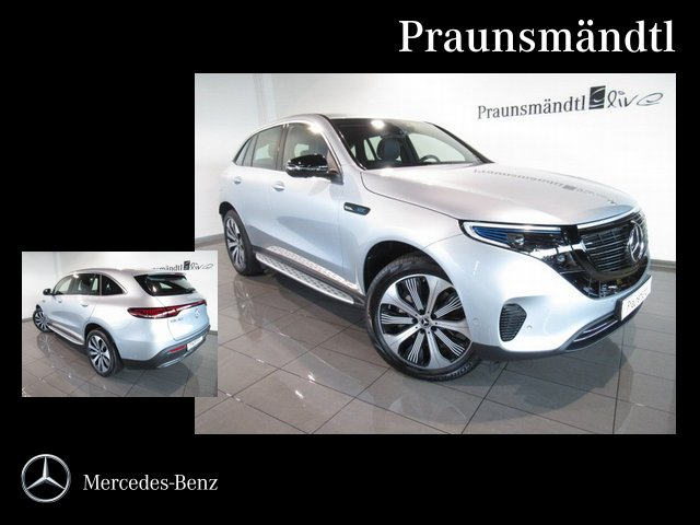 Mercedes-Benz EQC 400 4MATIC EDITION 1886 MULTIBEAM/DISTRONIC, Jahr 2019, electric