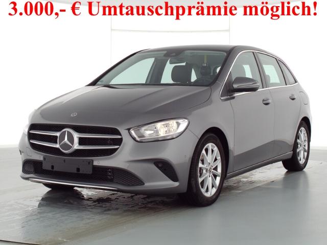 Mercedes-Benz B 180 Progressive+7G-DCT+Navi-Premium+Business-P., Jahr 2020, Benzin