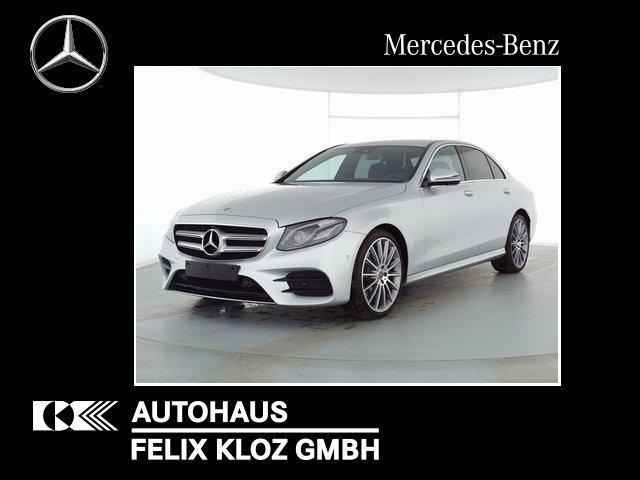 Mercedes-Benz E 300 d AMG+LED+COMAND+WIDESCREEN+TOTW.+DAB, Jahr 2020, Diesel