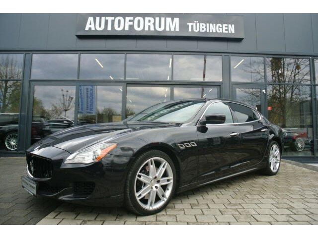 Maserati Quattroporte 3.0 Diesel Automatik*NAVI*MEMORY*, Jahr 2016, Diesel
