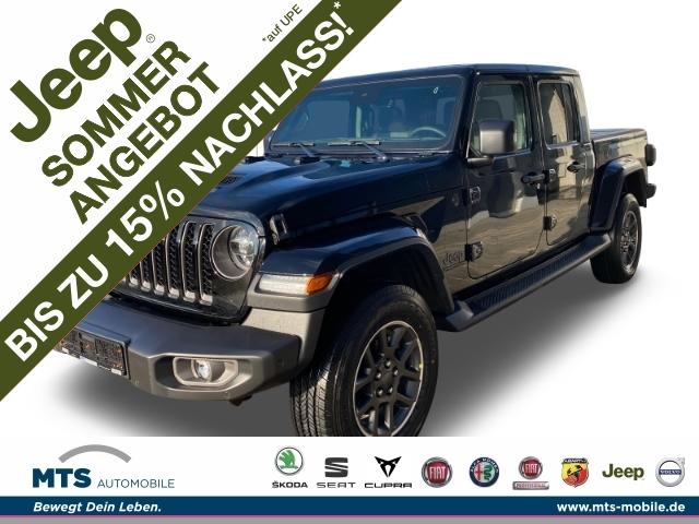 Jeep Gladiator 80th ANNIVERSARY 3.0 V6 Frontkamera, Hard-Top, Jahr 2021, Diesel