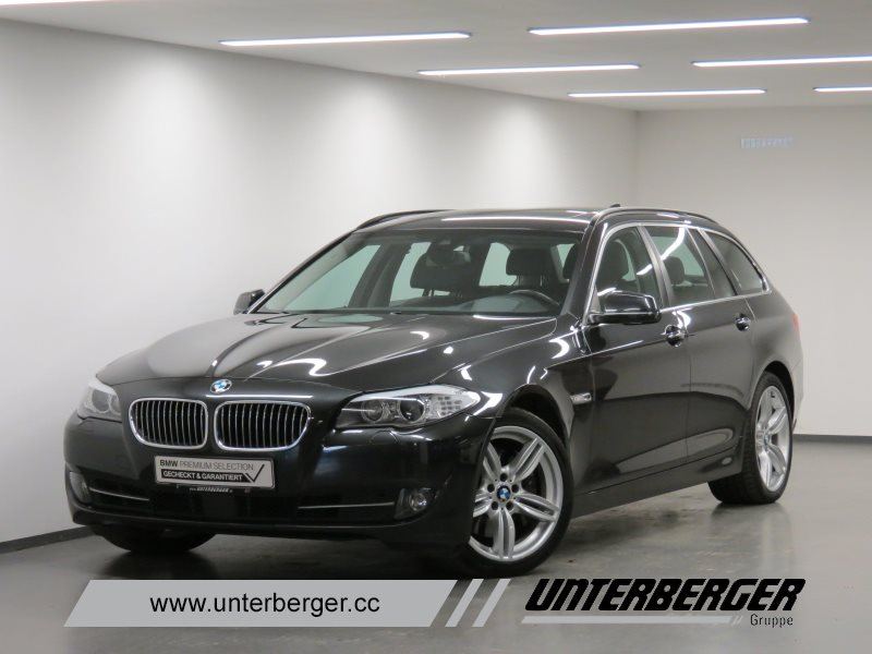 BMW 535d Touring Head-Up HiFi DAB Adapt.Dr. Xenon, Jahr 2013, diesel
