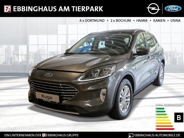 Ford Kuga Titanium X 1.5 Euro-6d-Temp Start-Stopp/Keyless/Klimaautomatik/Navi/Panoramadach, Jahr 2020, Benzin