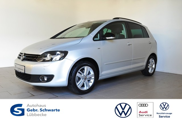 Volkswagen Golf VI Plus 1.4 TSI Match PDC + SHZ + LM-Felgen, Jahr 2013, Benzin