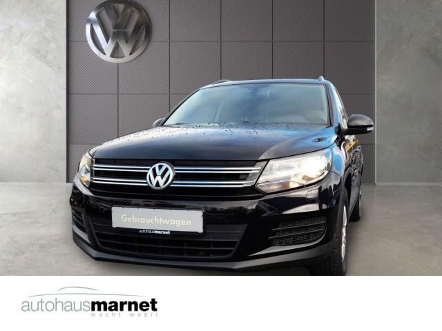 Volkswagen Tiguan 1.4 TSI Trend & Fun Klima, Jahr 2014, Benzin