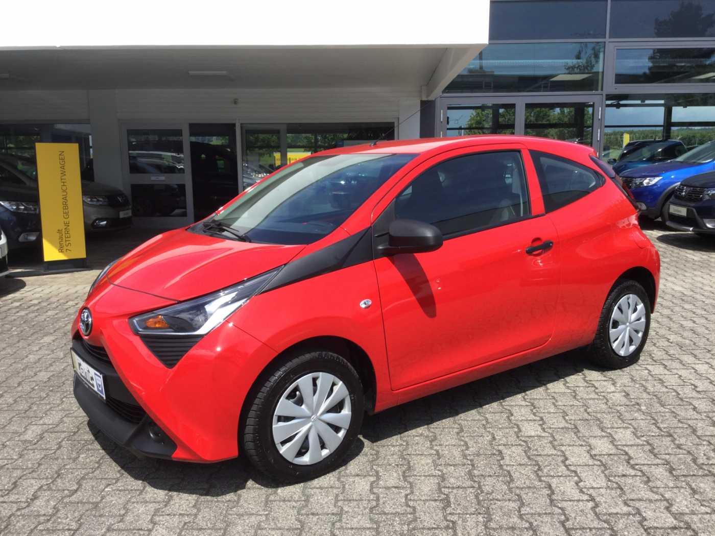 Toyota Aygo x neuwertig Klima uvm, Jahr 2019, Benzin