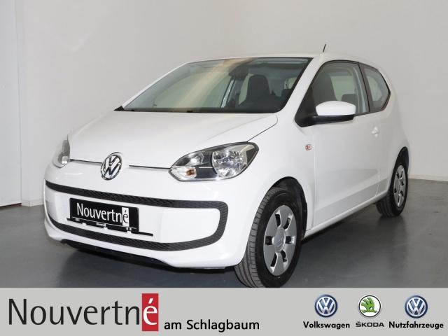 Volkswagen up! 1.0 move up! + Navi + Klima +, Jahr 2016, Benzin