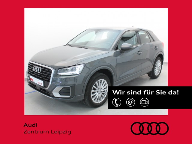 Audi Q2 1.6 TDI design *LED*Navi*Front Assist, Jahr 2016, Diesel