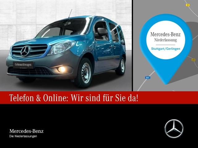 Mercedes-Benz Citan 109 CDI Tourer Lang Klima Zusatzhzg., Jahr 2014, Diesel