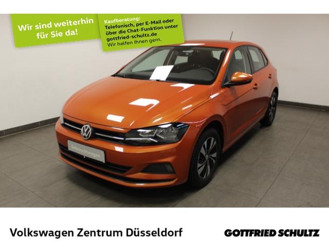 Volkswagen Polo Comfortline 1,0 TSI *Navi*PDC*Alu*SHZ*, Jahr 2017, Benzin