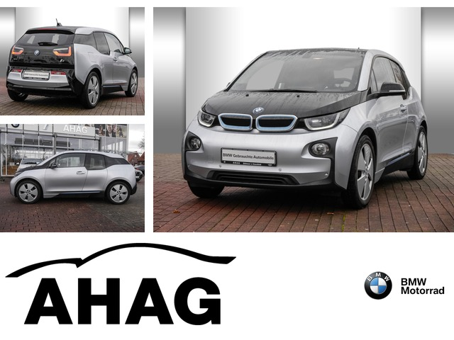 BMW i3 - NaviProf Panorama LED DAB Schnell-Lade, Jahr 2015, Elektro