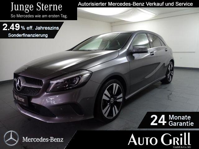 Mercedes-Benz A 220 4M Urban LED RüKam Navi 7G-DCT SHZ, Jahr 2017, Benzin