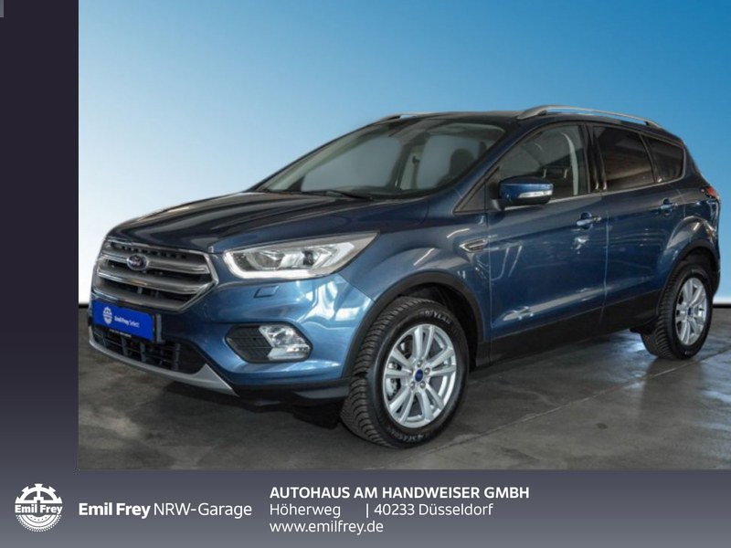 Ford Kuga 1.5 EB 2x4 Cool&Connect,Heckklappe ele., Navi, Jahr 2018, Benzin