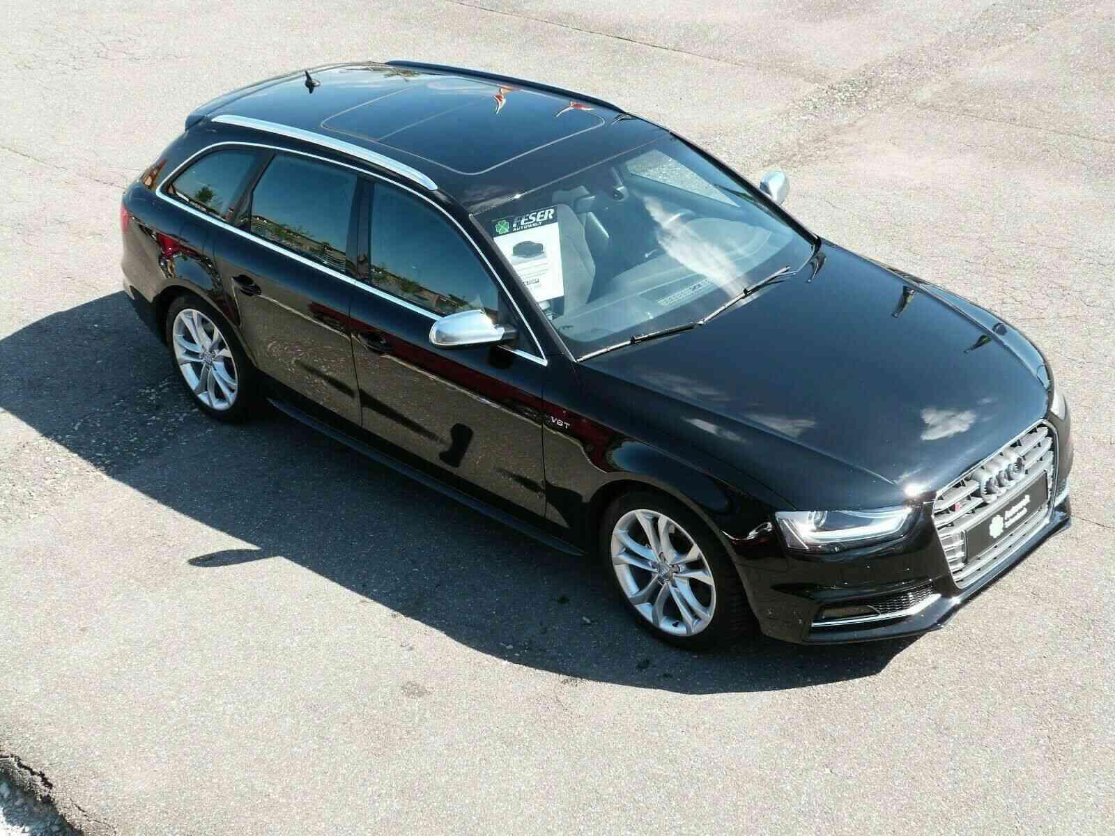 Audi S4 Avant 3.0 TFSI qu PANO NAVI XENON eKLAPPE, Jahr 2015, Benzin