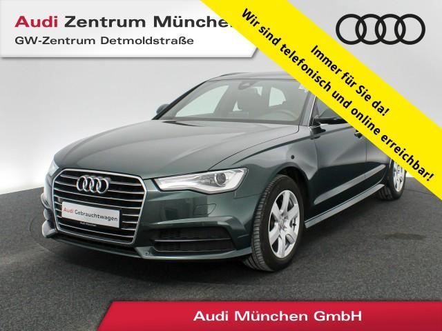 Audi A6 Avant 1.8 TFSI AHK Pano Navi Xenon el.Sitze R-Kamera S tronic, Jahr 2017, Benzin
