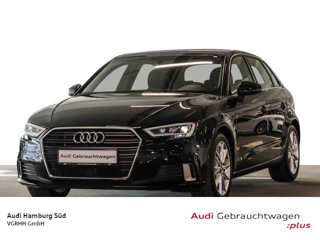 Audi A3 Sportback 1.5 TFSI sport S tronic PANO/LED/B&O/STDHZG, Jahr 2018, Benzin