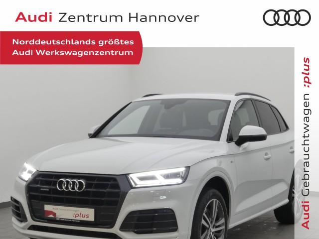 Audi Q5 2.0 TDI Sport S-line Matrix virtual Leder 20Zoll Keyless, Jahr 2019, Diesel