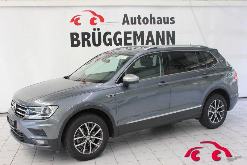 Volkswagen TIGUAN ALLSPACE 1,5 TSI OPF COMFORTLINE 7-SITZER NAVI AHK LM17, Jahr 2020, Benzin