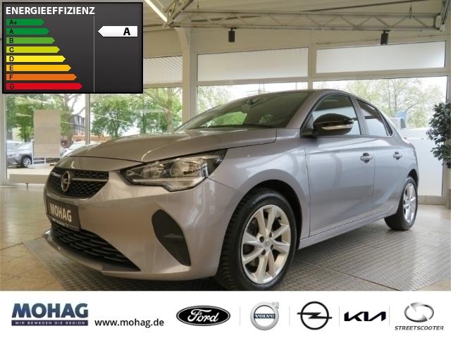 Opel Corsa F Edition 1,2l Turbo *Navi-Klima-Tempomat* -EU6d-T-, Jahr 2020, Benzin