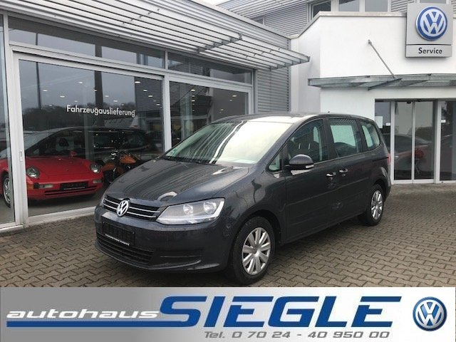Volkswagen Sharan 2.0 TDI Navi PDC, Jahr 2015, diesel