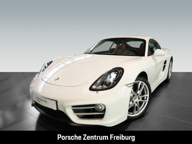 Porsche Cayman Bi-Color Leder Erstbesitz nur 13.150 km, Jahr 2013, Benzin