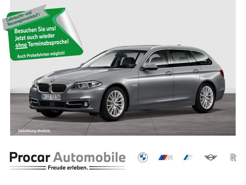 BMW 520d Touring Luxury Line +Leder +Navigation +Head-Up +Komfortsitze, Jahr 2016, Diesel