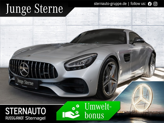 Mercedes-Benz AMG GT C RÃCam Spurpak Distronic Memoryp DAB, Jahr 2019, Benzin