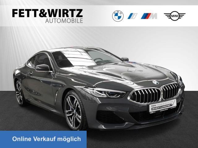 BMW M850i xDrive Coupe DA+ PA+ Laser LiveCockp.-Prof, Jahr 2020, Benzin