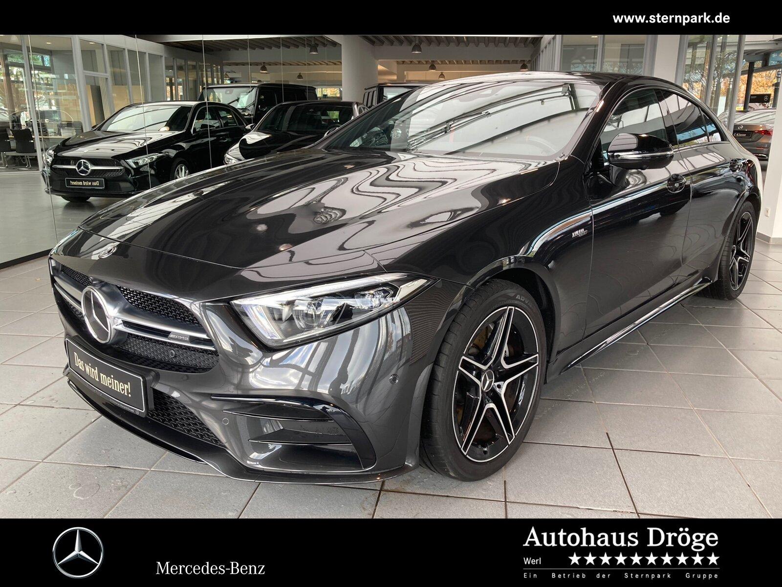 Mercedes-Benz CLS 53 4M+ AMG Standh*AbGas*Wide*Burmes*Sitzklim, Jahr 2020, Benzin