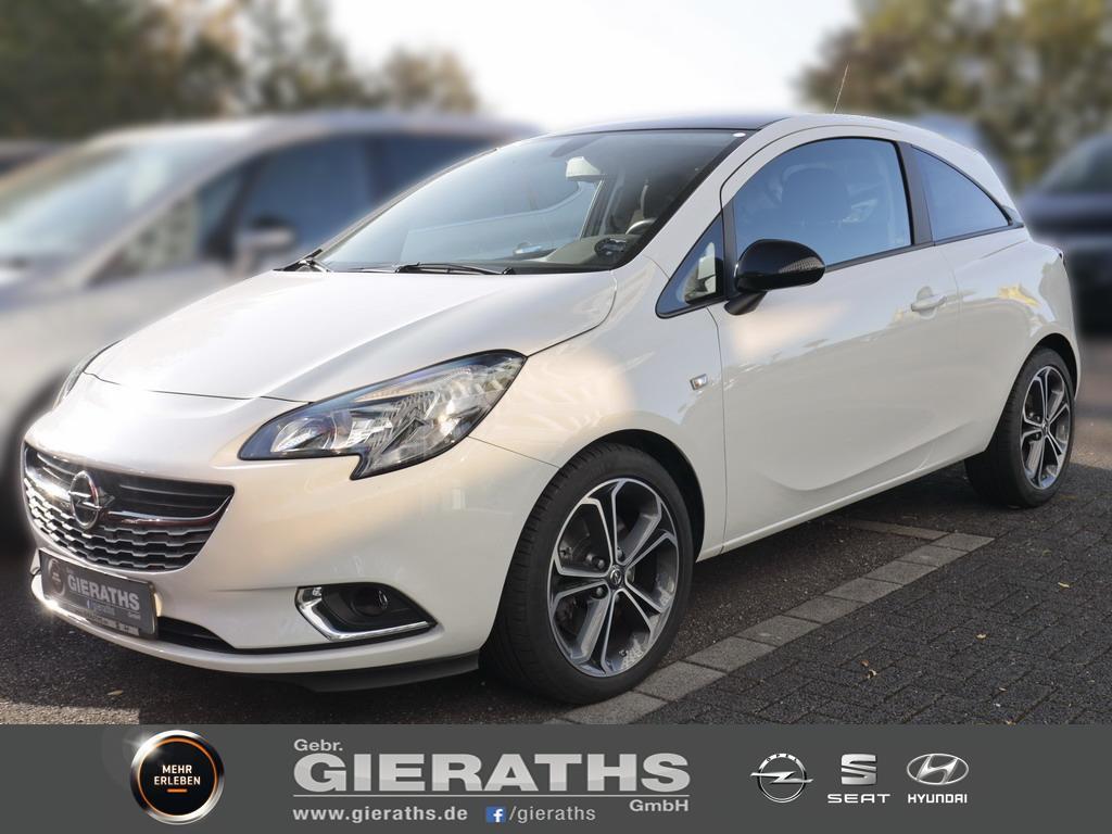 Opel Corsa 1.4 Color Edition Klima PDC, Jahr 2017, Benzin