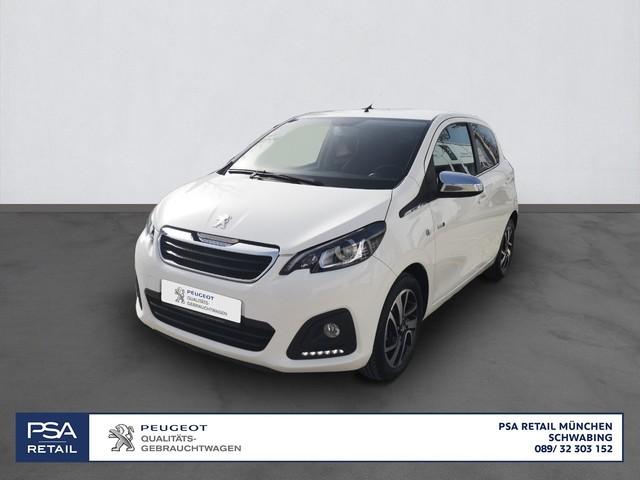 Peugeot 108 PureTech 82 Style Sitzheizung Rückfahrkamera Alufelgen, Jahr 2017, Benzin