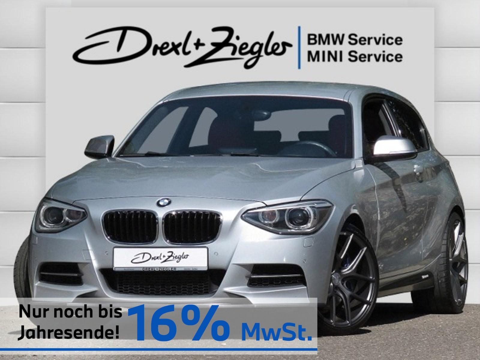 BMW M135i xDrive 3-t. Performance Leder Xenon H&K, Jahr 2013, Benzin