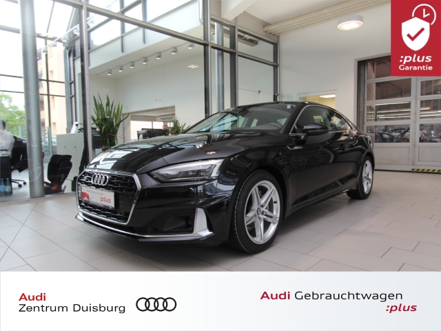 Audi A5 Coupe 40 TDI quattro advanced S tronic Navi, Jahr 2020, Diesel