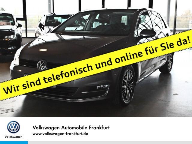 Volkswagen Golf VII 1.4 TSI Allstar Standheizung Klima LM-Felgen Golf 1,4 CLBM 92 TSI M6F, Jahr 2017, Benzin