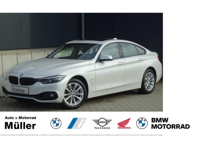 BMW 440 Gran Coupe xiA Sport Line AHK Komfortzugang, Jahr 2020, Benzin