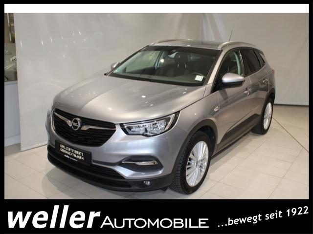 Opel Grandland X 1.2 ''Edition'' AHK Parksensoren Sitzheizung Bluetooth, Jahr 2017, Benzin
