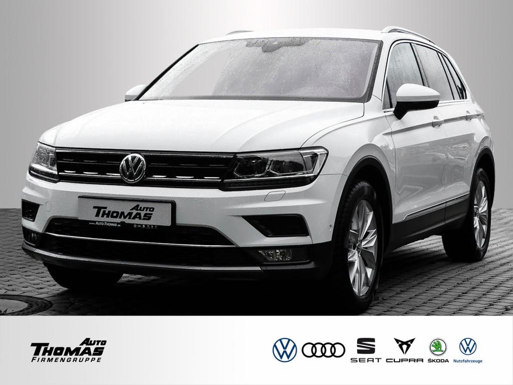 """Volkswagen Tiguan """"Highline"""" 2.0 TSI 4MOTION DSG LED+ACC, Jahr 2017, petrol"""