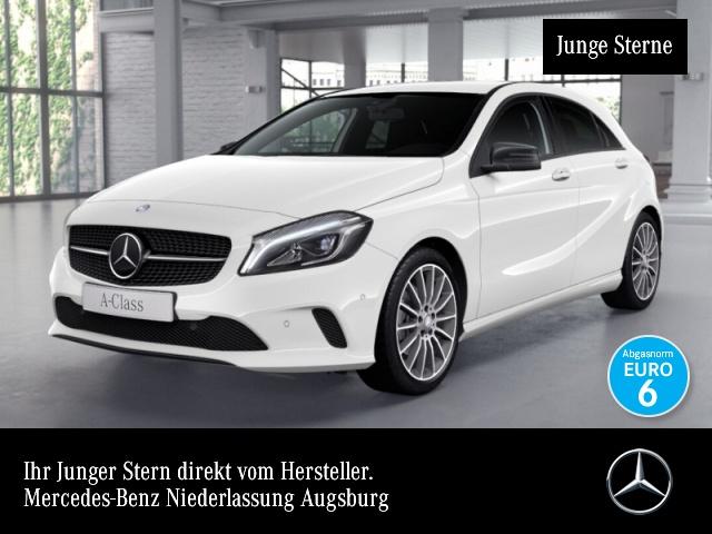 Mercedes-Benz A 220 d Urban Distr. LED Night Kamera Navi PTS, Jahr 2017, Diesel
