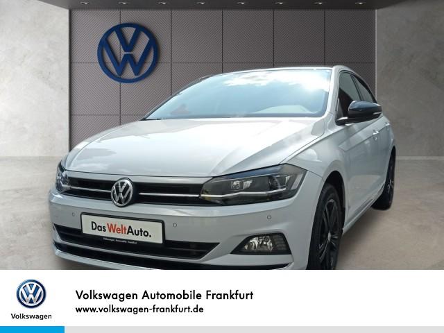 Volkswagen Polo 1.0 TSI Highline FrontAssist Climatronic Einparkhilfe Polo 1.0 HL BT070 TSIM5F, Jahr 2020, Benzin