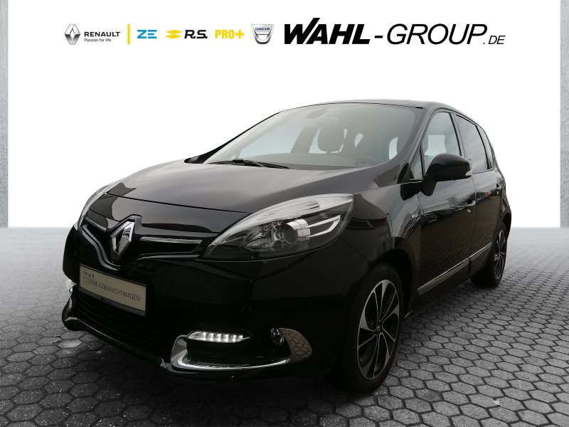 Renault Scenic Bose Edition DCI 130, Jahr 2016, Diesel