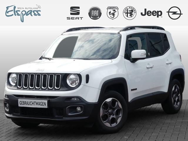 Jeep Renegade Longitude Adventure Edition FWD 1 NAVI, Jahr 2015, petrol