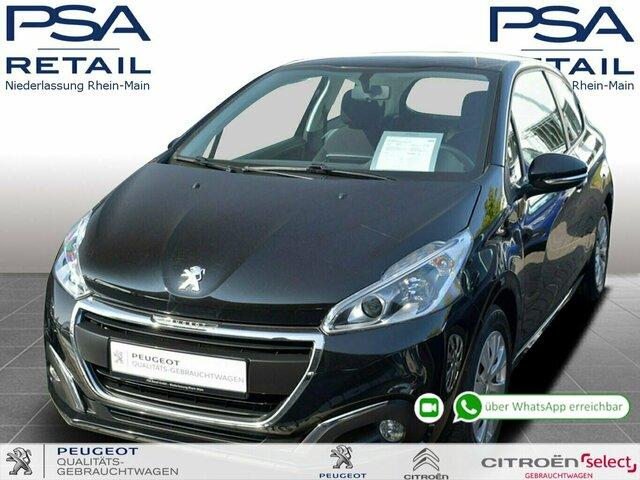 Peugeot 208 Active PureTech 82 *Navi/Sitzheizung/EPH*, Jahr 2016, Benzin