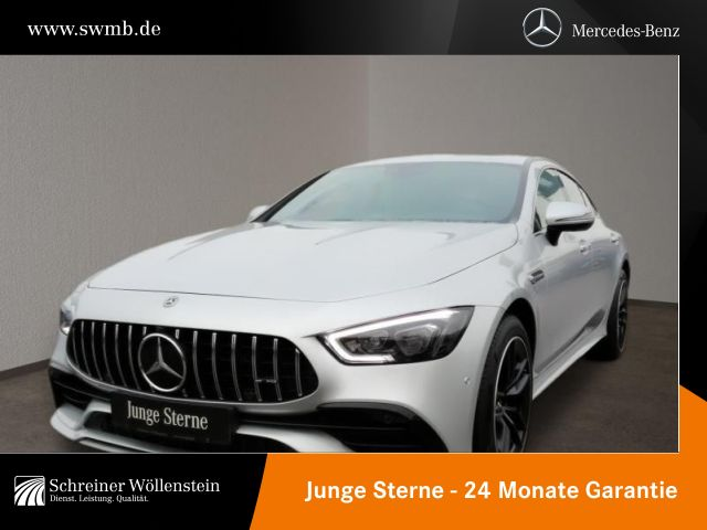 Mercedes-Benz AMG GT 43 4M+ FAP+*aktMKSitz*Stdhzg*HUD*AHK*KGo*, Jahr 2020, Benzin