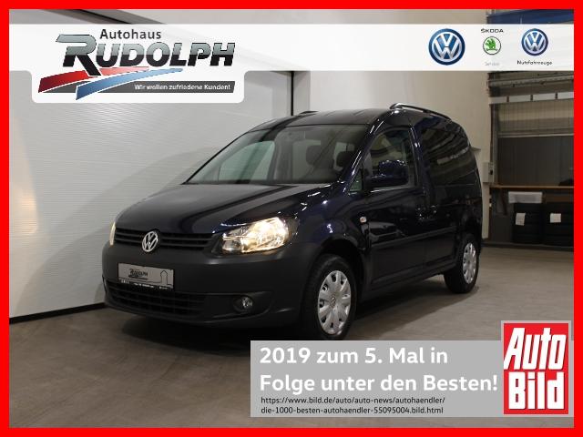 Volkswagen Caddy 1.2 TSI Roncalli Trendline / Radio CD mp3, Jahr 2012, petrol